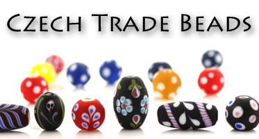 Czech glass Trade Beads