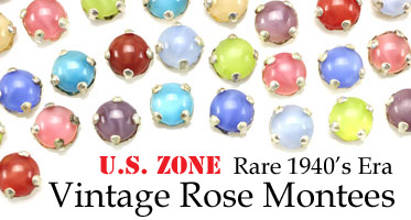 German American zone Rose montees